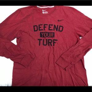 Men's Long Sleeve Nike T-shirt